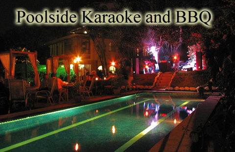 Nightly Entertainment at LaCatalinas Boutique Hotel Costa Rica